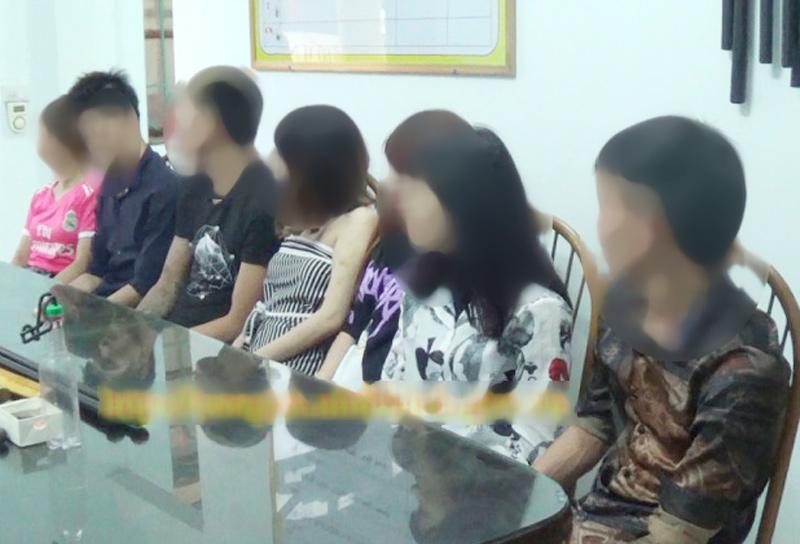 4 cô gái thác loạn cùng 3 thanh niên trong căn nhà trọ - Hình 1