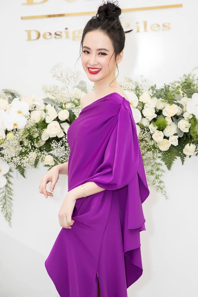 Angela Phương Trinh mặc váy không lộ vòng 3 khủng vẫn đẹp hút mắt - Hình 2