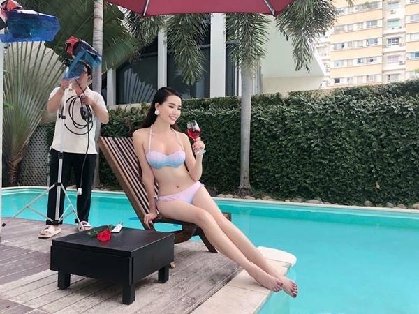 Tò mò cuộc sống mỹ nữ miền Tây có vòng ba 100cm đăng quang Hoa hậu Đại sứ Du lịch Thế giới - Hình 11