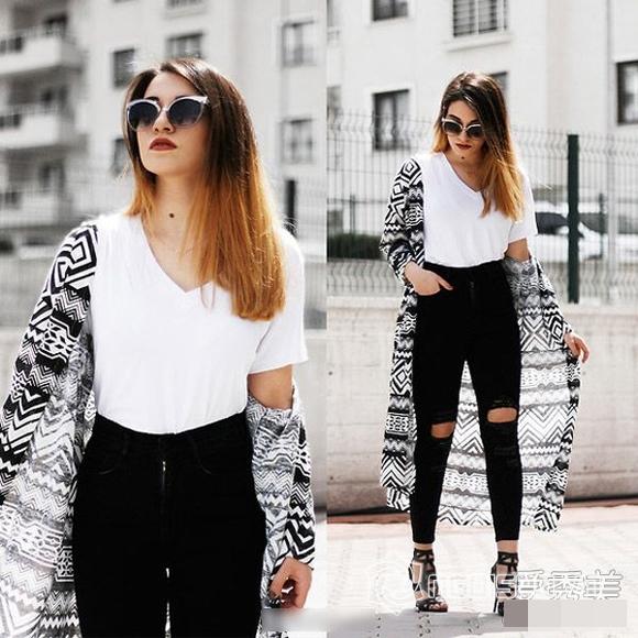 Học lỏm cách mặc đẹp của blogger thời trang đình đám - Hình 6
