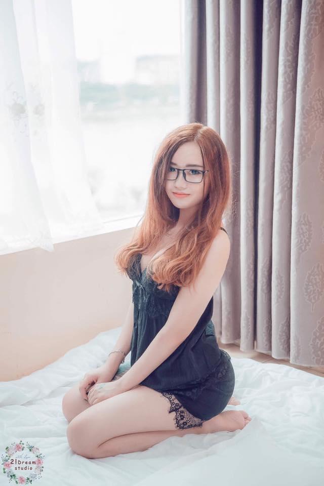 Hot girl facebook Thương Bùi xinh đẹp và quyến rũ - Hình 3
