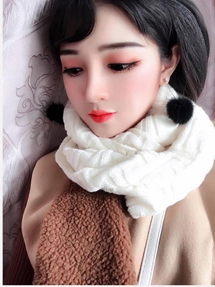 Hot girl Võ Hồng Tú Uyên xinh đẹp không góc chết - Hình 4