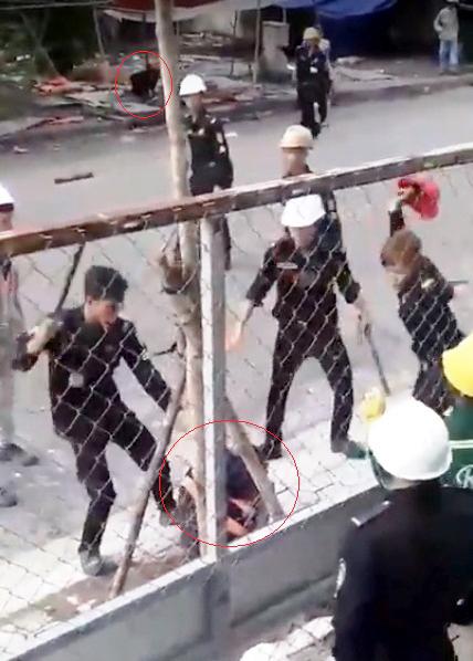 Nguyên nhân không ngờ vụ 2 công nhân bị nhóm bảo vệ đánh bầm dập - Hình 1