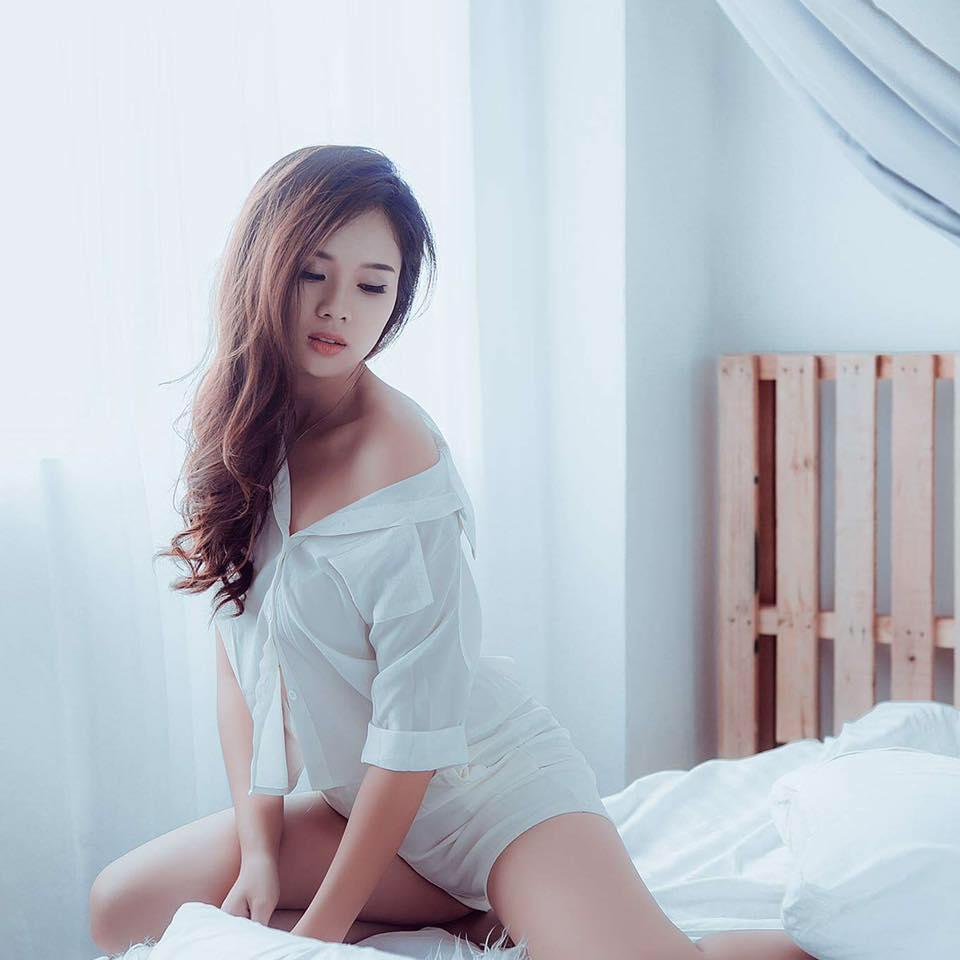 Vẻ Nóng Bỏng Của Bạn Gái Trọng đại U23 Việt Nam Sao Thể Thao