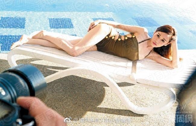 Bí mật vẻ đẹp khiến đàn ông mê muội của hoa hậu Hồng Kông sát đại gia - Hình 2