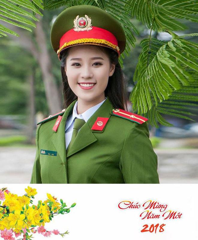 Hoa khôi 10X trường Trần Phú tiết lộ bí mật sau 3 vòng 85-60-93 - Hình 8