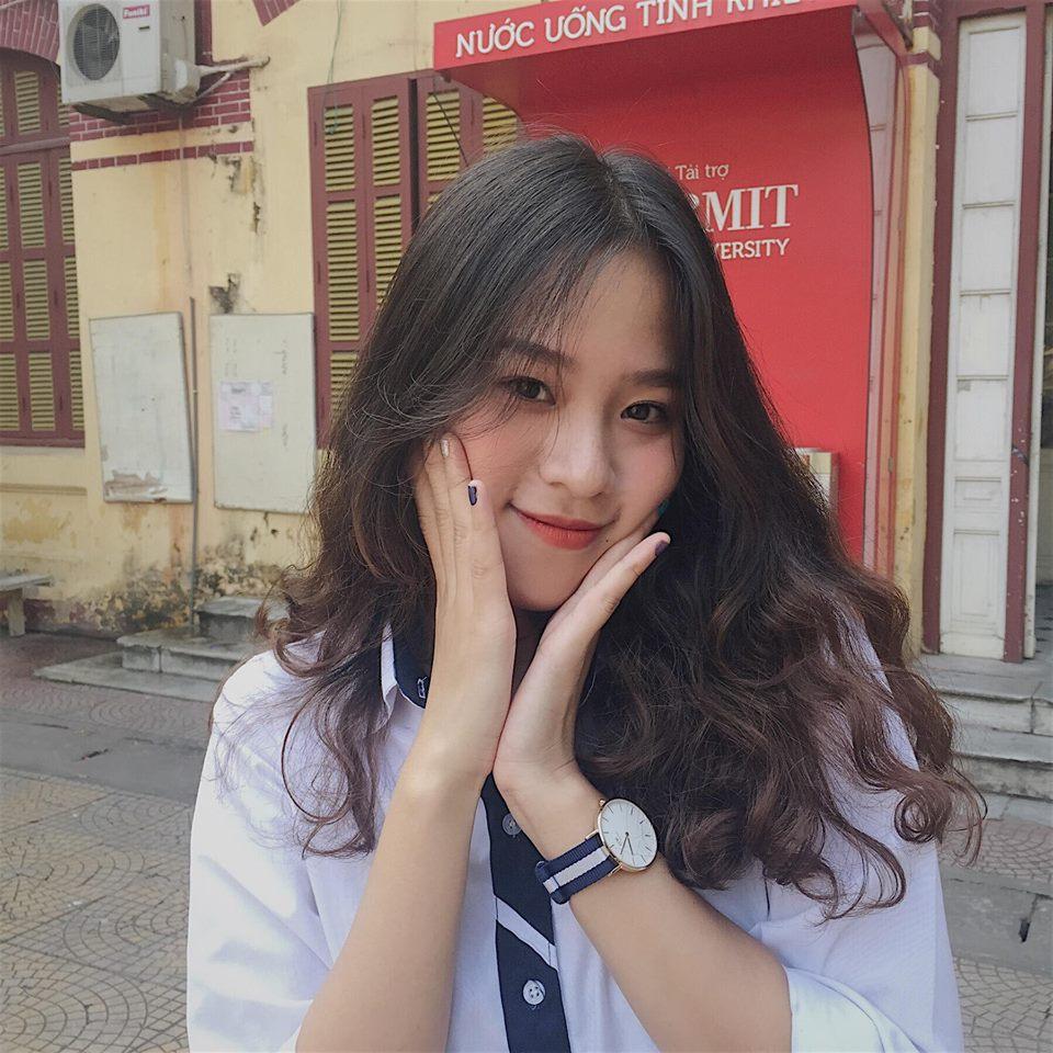 Hoa khôi 10X trường Trần Phú tiết lộ bí mật sau 3 vòng 85-60-93 - Hình 9