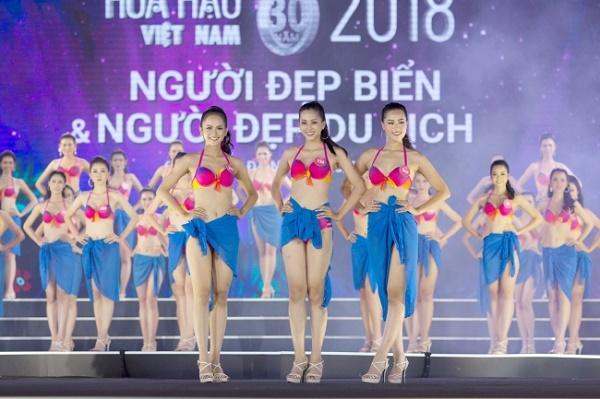 Lộ diện Top 3 Người đẹp Biển của Hoa hậu Việt Nam - Hình 1