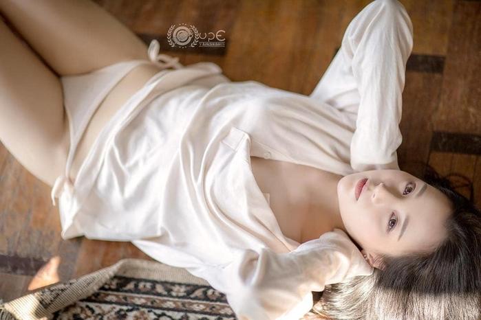 Tan chảy trước vẻ đẹp quyến rũ hồn nhiên đầy lôi cuốn của hot girl Thái Irine Palanichaya - Hình 20