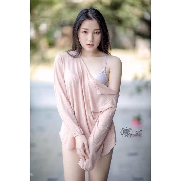 Tan chảy trước vẻ đẹp quyến rũ hồn nhiên đầy lôi cuốn của hot girl Thái Irine Palanichaya - Hình 12
