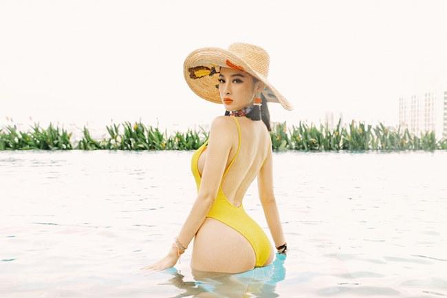 Ai xứng danh nữ thần nội y, bikini của làng chân dài Việt? - Hình 2