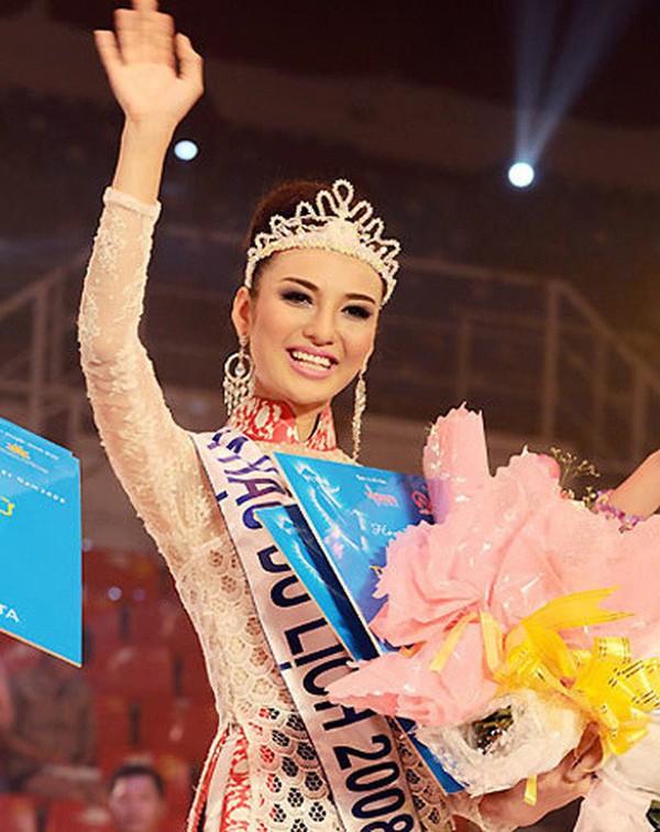 3 người đẹp đăng quang Hoa hậu ở các cuộc thi một lần rồi thôi giờ ra sao? - Hình 6