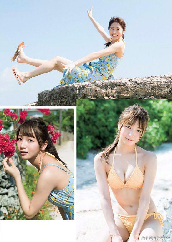 Erika Denya - Người đẹp lai cực hot tại Nhật Bản - Hình 6