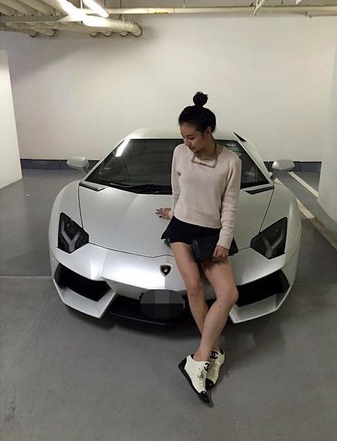Choáng với cuộc sống đẳng cấp của Con gái tỷ phú Singapore Kim Lim - Hình 8