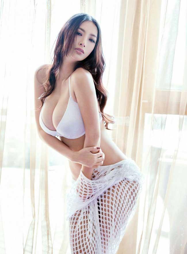 Mỹ nhân Trung Quốc nào đích thực là thánh nữ đào tiên? - Hình 16