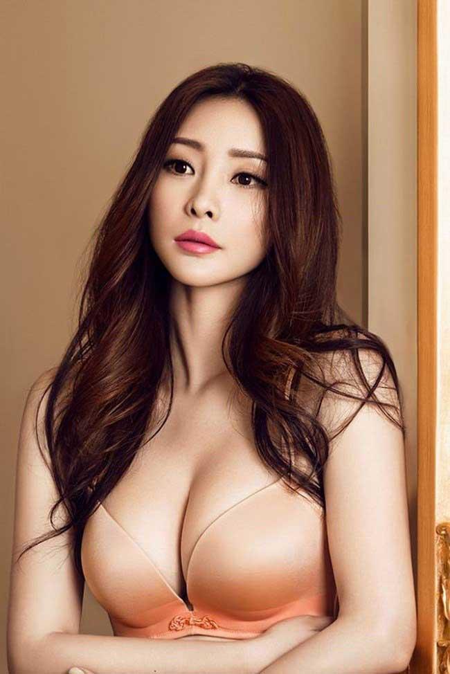 Mỹ nhân Trung Quốc nào đích thực là thánh nữ đào tiên? - Hình 2
