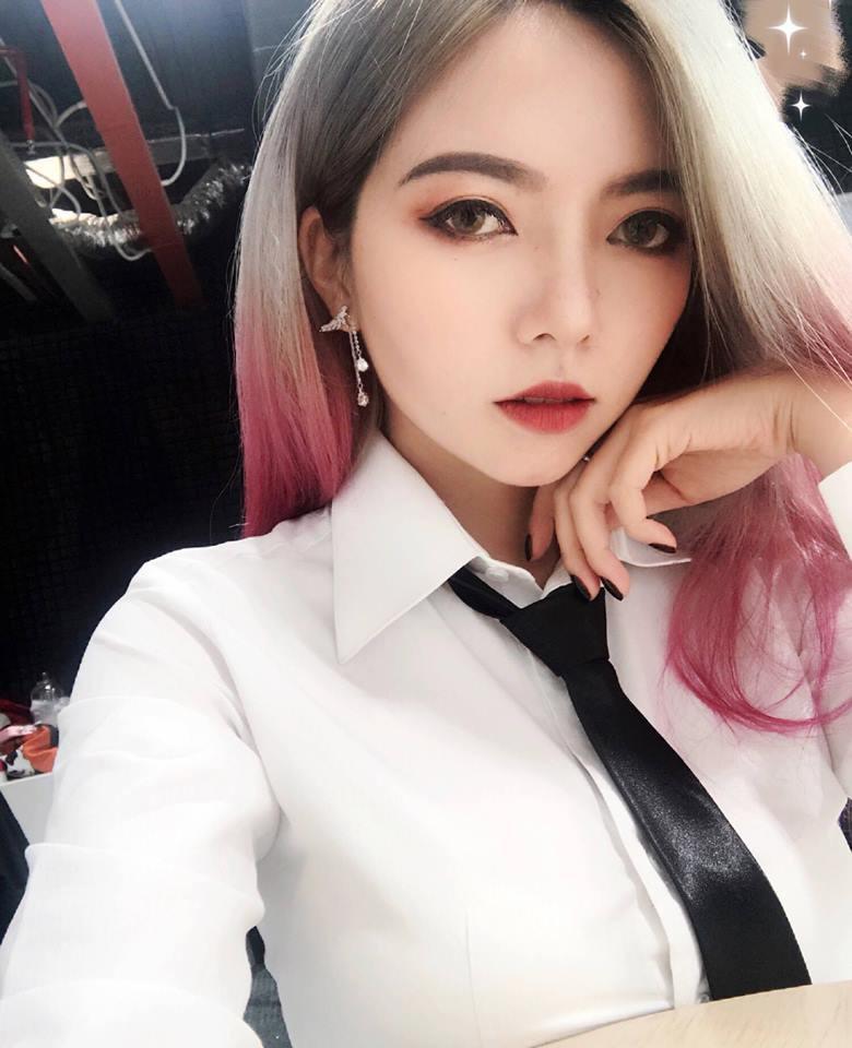 Ohsusu - nữ streamer đình đám không thua gì Misthy vì sở hữu ngoại hình xinh xắn như Idol Hàn Quốc - Hình 6