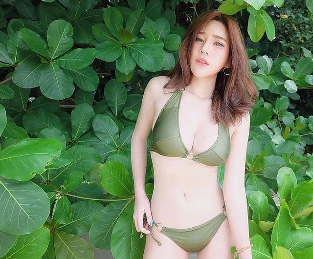 3 vòng cực nóng của mỹ nữ xứ chùa tháp Thái Lan - Hình 9