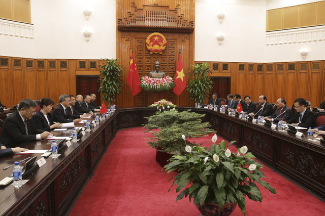 Thủ tướng: Việt Nam coi trọng quan hệ đối tác chiến lược toàn diện với Trung Quốc - Hình 4