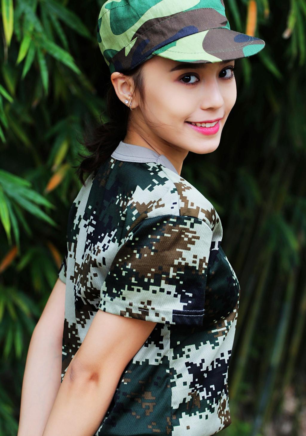 Hot girl Tân Cương 10X mới nổi, được khen giống Địch Lệ Nhiệt Ba - Hình 1