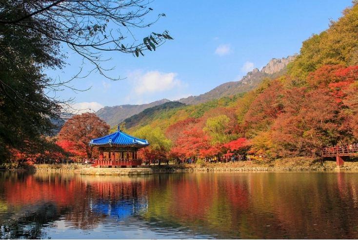 Những chuyến du lịch mùa thu sao có thể bỏ lỡ những điểm đến lãng mạn nhất châu Á này - Hình 8