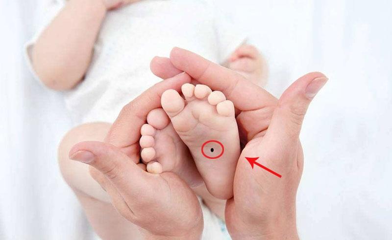Bật mí nốt ruồi phú quý trên cơ thể giúp trẻ bình an hưởng phúc dài lâu - Hình 1