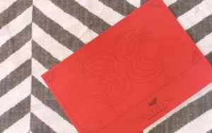 Cách làm thiệp có hình trái tim 3D bên trong xinh xắn - Hình 2