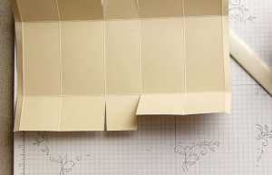 Cách làm túi quà độc đáo bằng giấy - Hình 8