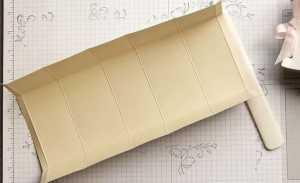 Cách làm túi quà độc đáo bằng giấy - Hình 7