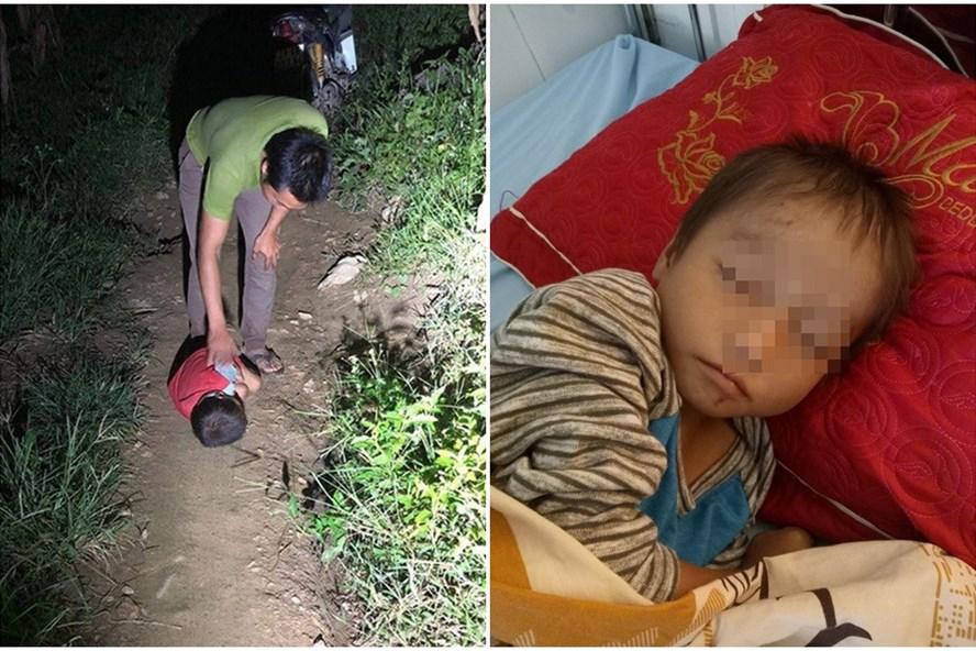Cháu bé ngủ ngoài đường trong đêm tối: Không có chuyện mẹ đẻ ruồng bỏ con - Hình 1