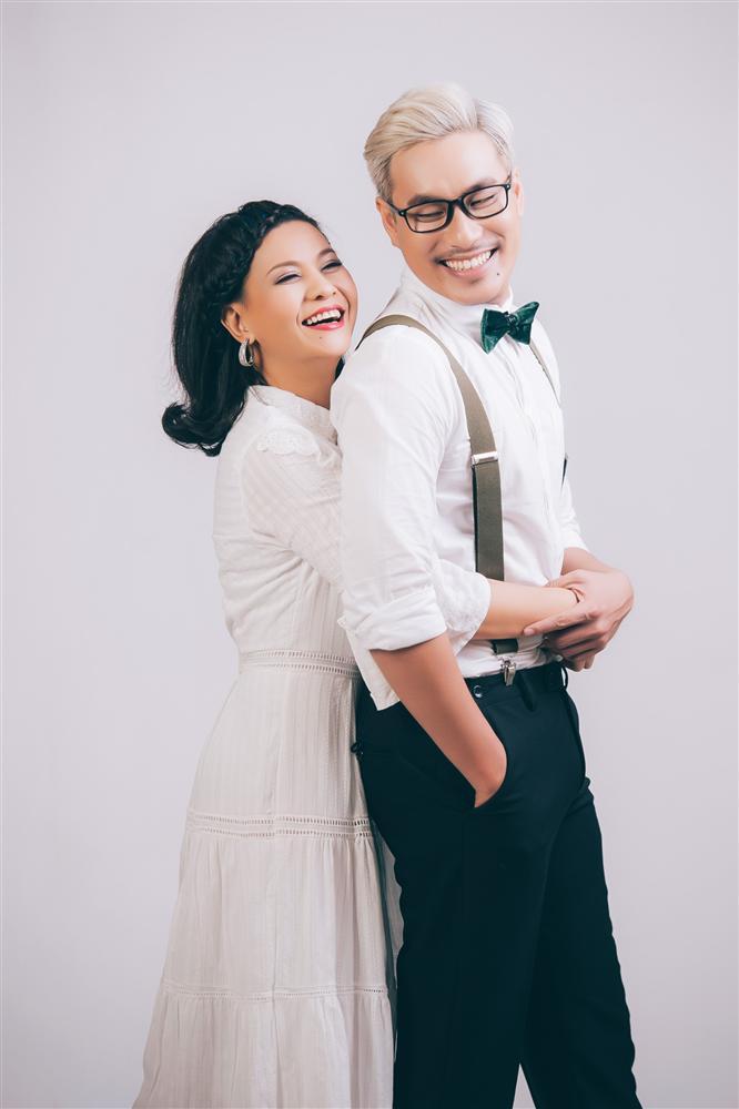 Hành trình yêu của cặp đôi chênh 18 tuổi Cát Phượng - Kiều Minh Tuấn - Hình 1