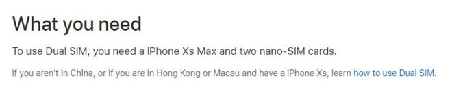 Người dùng ở Việt Nam khó mua được iPhone dùng 2 SIM - Hình 2