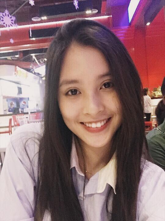 Nữ sinh 10X đẹp ngược: Make-up thì xinh nhưng mặt mộc mới là cực phẩm, thách thức cả camera thường - Hình 4