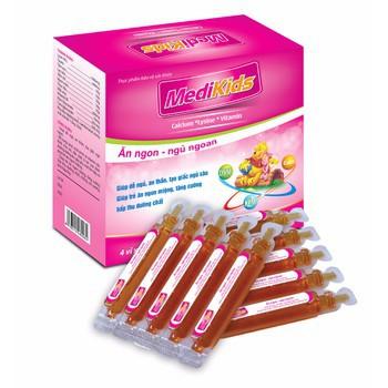 Thu hồi sản phẩm Medikids cho trẻ em - Hình 1