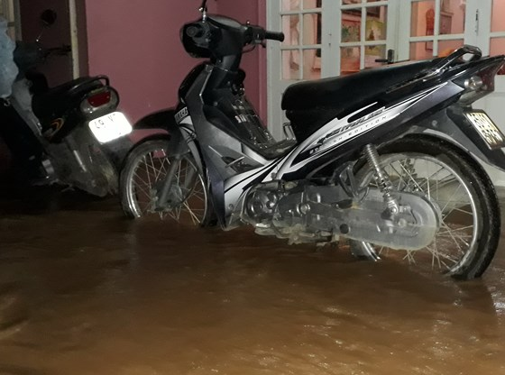 Đà Lạt: Mưa dữ dội, nhiều nơi ngập nặng - Hình 6