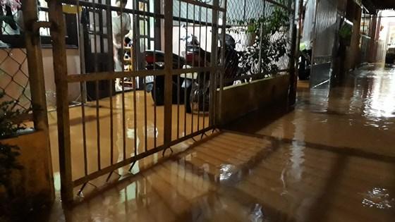 Đà Lạt: Mưa dữ dội, nhiều nơi ngập nặng - Hình 7