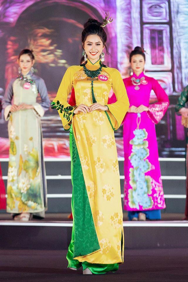 Người đẹp Hoa hậu VN thành gương mặt đại diện Hàng không Quốc gia - Hình 4