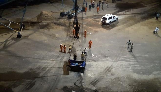 2 người chết bất thường dưới hầm tàu khi cập Cảng Quy Nhơn - Hình 1
