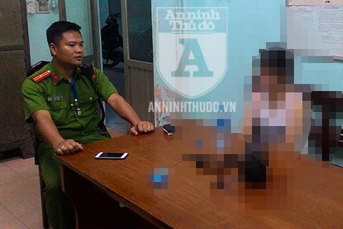 Hà Nội: Cảnh sát 113 kịp thời cứu cô gái trẻ định nhảy cầu Vĩnh Tuy tự vẫn - Hình 1