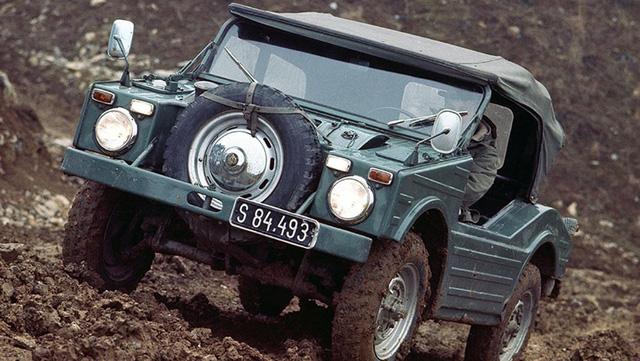 Không phải Cayenne hay Macan, đây mới là mẫu xe địa hình đầu tiên của Porsche - Hình 1