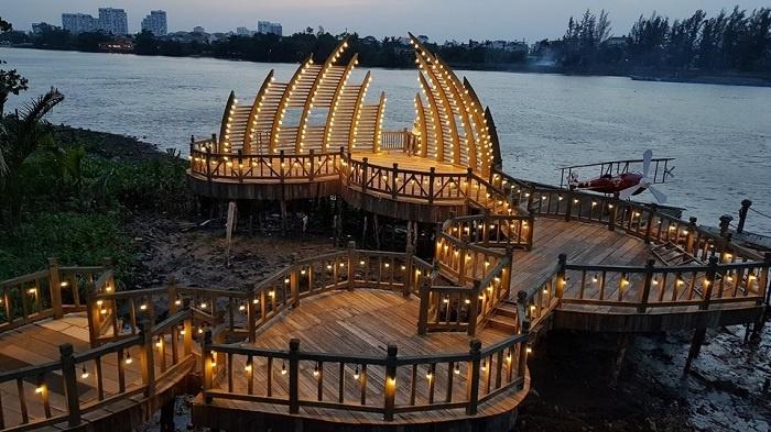 Rủ nhau check-in cây cầu tình yêu mới nổi, đẹp như mơ ở Sài Gòn - Hình 6