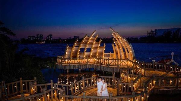 Rủ nhau check-in cây cầu tình yêu mới nổi, đẹp như mơ ở Sài Gòn - Hình 4