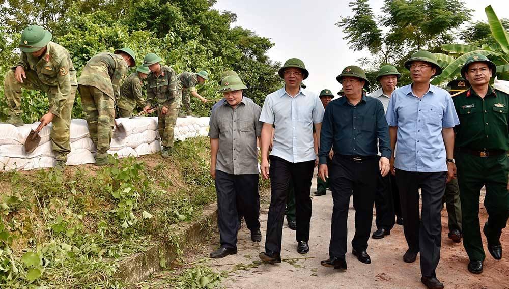 Siêu bão Mangkhut đổ bộ: Yêu cầu khẩn của Phó Thủ tướng - Hình 1