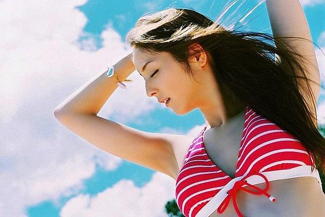 Chết lịm trước vẻ đẹp mê hồn của thiên thần Nozomi Sasaki - Hình 4