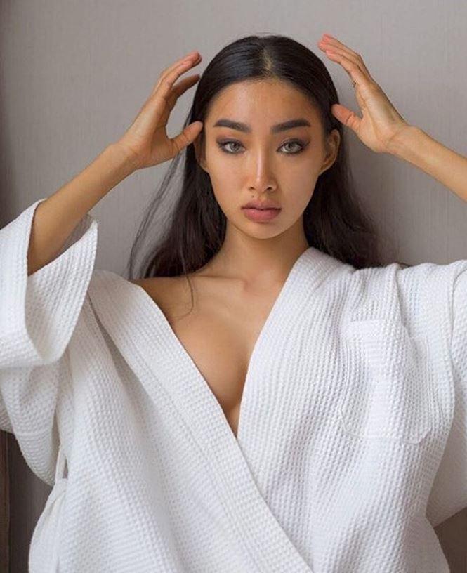 Dáng vóc &'nảy lửa' của nàng mẫu da nâu cực &'hot' xứ Hàn - Hình 10