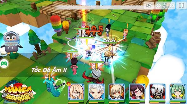 Hỏa Quyền Ace hồi sinh, thiêu cháy mọi đối thủ trong Manga Siêu Quậy - Hình 6