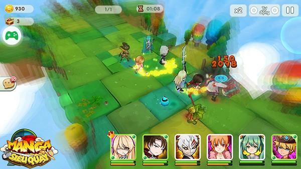Hỏa Quyền Ace hồi sinh, thiêu cháy mọi đối thủ trong Manga Siêu Quậy - Hình 8