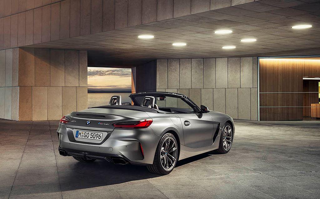 Công bố chi tiết roadster BMW Z4 2019 hoàn toàn mới - Hình 13