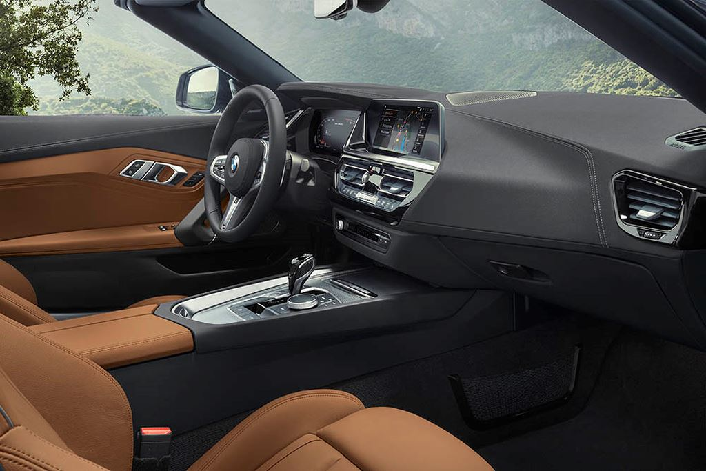 Công bố chi tiết roadster BMW Z4 2019 hoàn toàn mới - Hình 11