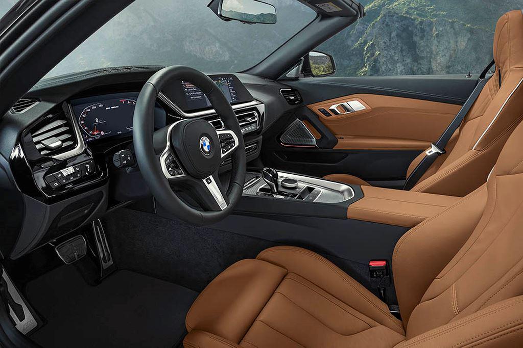 Công bố chi tiết roadster BMW Z4 2019 hoàn toàn mới - Hình 10